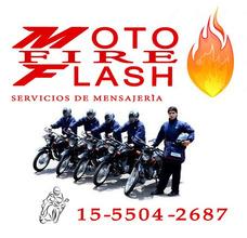 Mensajeria En Moto Cadetes Belgrano Palermo Colegiales Nuñez