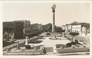 Barbacena, Praça Conde De Prados