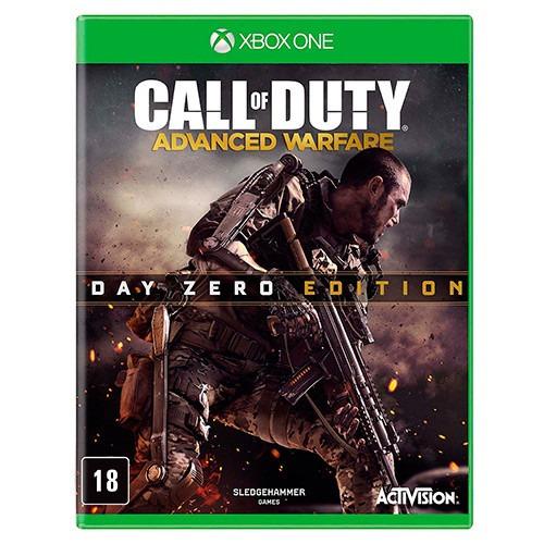 Jogo Call Of Duty Advanced Warfare - Xbox One
