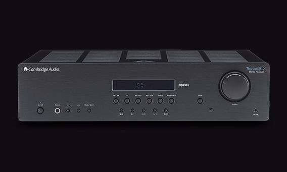 Receiver Stereo Cambridge Audio Sr10v2 - Produto Oficial -