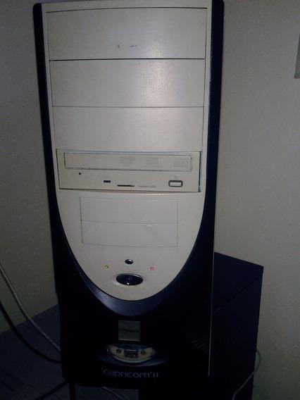 Computador Asus Core 2 Duo Ram 4gb Hd 320gb Gravador Dvd
