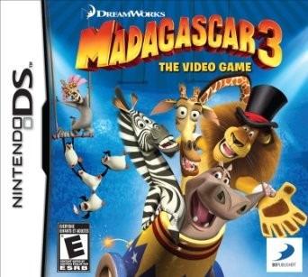 Imagen 1 de 3 de Juego Madagascar 3 Nintendo Ds
