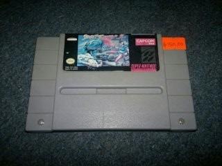 Street Fighter Ii Para Super Nintendo Snes,excelente Titulo.