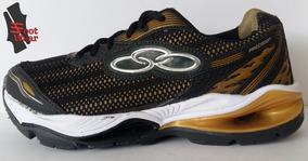 c1b4ee2b9ad Tenis Masculino Olympikus Preto - Olympikus para Masculino Dourado ...