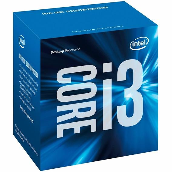 Processador Intel Core I3-6100 3.7ghz 3mb Lga 1151 6º Ger.