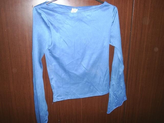Blusa Azul Bio