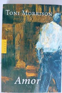 Libro Amor Toni Morrison Novela