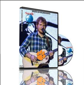 Dvd Ed Sheeran Ao Vivo Rock In Rio 2015