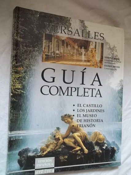 Versalles Completa Simon Hoog Daniel Meyer Castillo Jardines