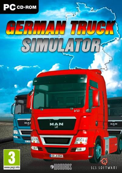 Simuladores De Caminhão 4 Jogos Para Pc