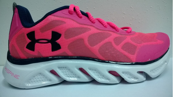Zapatillas Under Armour Spine Venom Running Envios