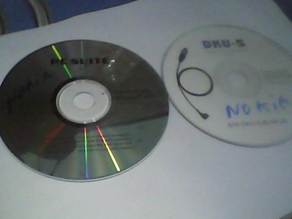 Pc Suite Nokia -cd -e Samsung-driver De Instalação-leia .