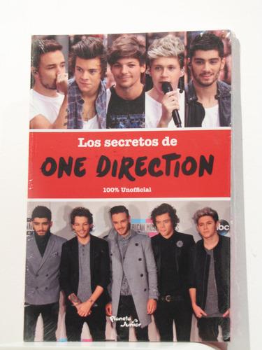 One Direction Secretos (libro Nuevo Y Original)