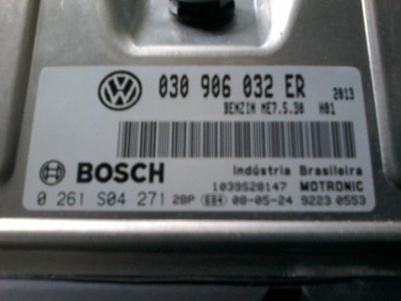 Modulo Injeção Gol G4 Flex 1.0 8v Me7.5.30 Bosch