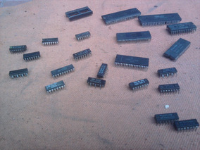 Circuitos Integrados Sony/philco/toshiba/philips Vintage