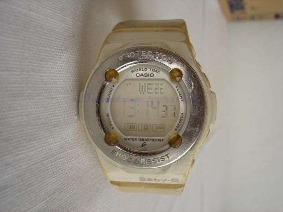 Relogio Pulso Casio Bg-1301 - Restauro Retirada Peças