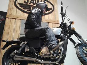 Jawa Cafe Racer, - Negro O Gris Rlshops