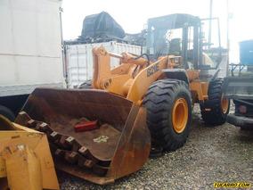 Maquinaria Pesada Tractor De Ruedas