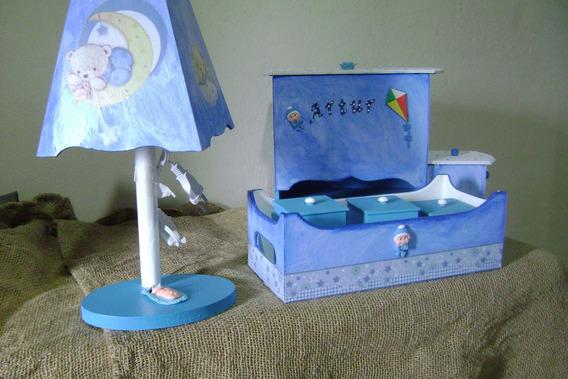 Kit Para Quarto De Bebe Masculino Personalizado
