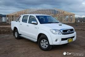 Optica Toyota Hilux 2008/2012