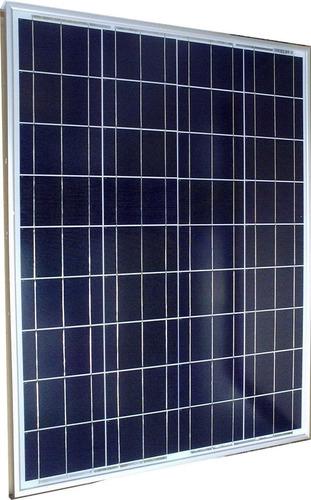Imagen 1 de 2 de Panel Solar 100w Policristalino Carga Baterías