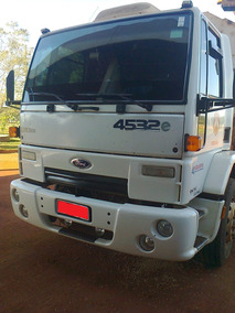 Ford Cargo 4532 Truck 2008 Barato No Chassis
