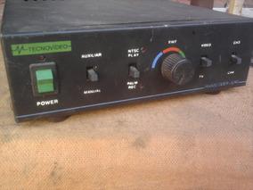 Transcoder Tecnovideo Usado Frete Grátis