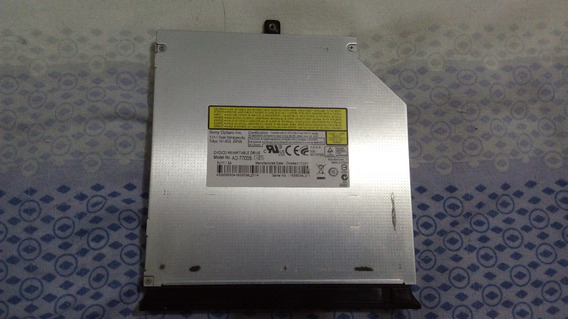 Drive Cd/dvd-rw Para Notebook Ad-7700s Sony