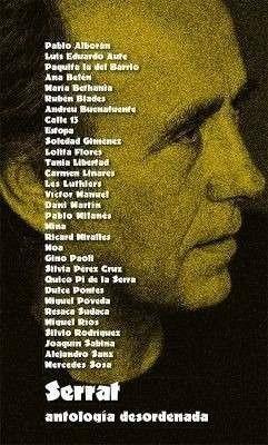 Joan Manuel Serrat Antologia Desordenada 4 Cd Nuevo Sabina
