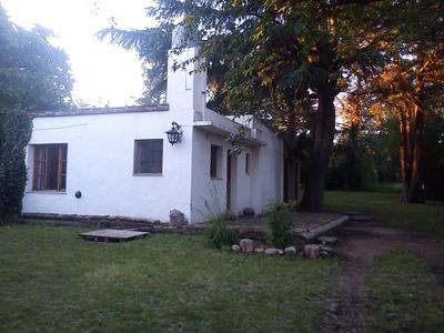 Casa/sierra De La Ventana/quincho,parque,wifi.cap.6 Pers.