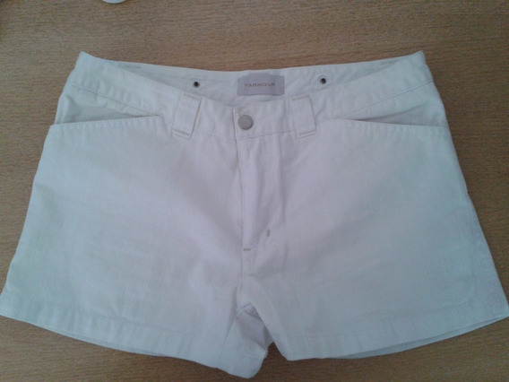 Short Blanco Mujer Marca Yagmour