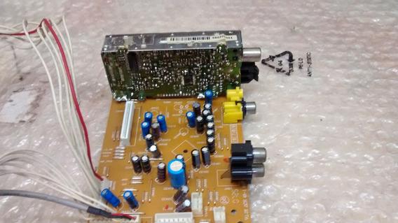 Placa Do Pre Amplificado Mais Tuner Ms7520 Ms 7520