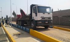 Balanzas Para Camiones, Plataforma, Puente Bascula Camioner