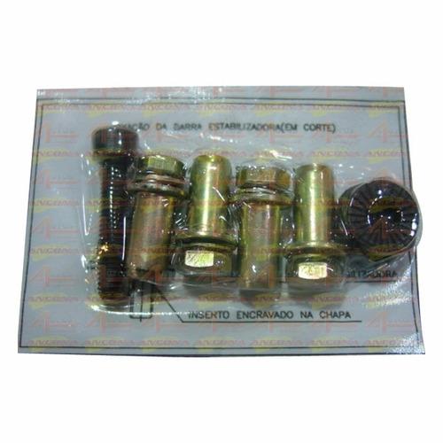 Kit Bucha Fixação Barra Estabilizadora Cód:02251
