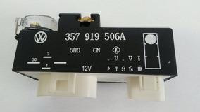 Rele Ventuinha Radiador Golf Jetta Passat - 357919506a -novo