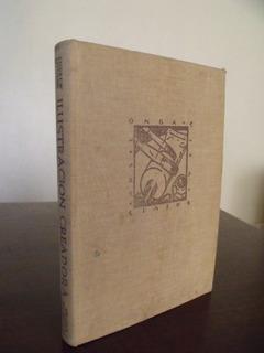 Libro Antiguo Ilustración Creadora, Edición Año 1954