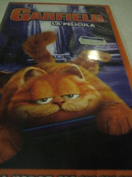 Garfield La Pelicula Vhs En Español Latino Bvf