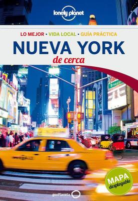 Nueva York De Cerca Lonely Planet Guia De Viaje 2013