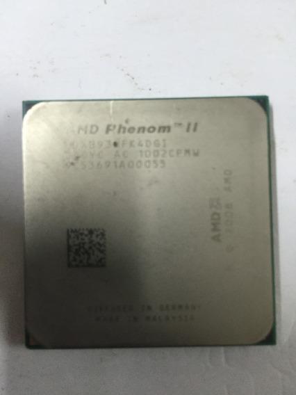 Processador Hdxb93wfk4dgi Amd Phenom Ii X4 B93 2.8ghz/6/667m