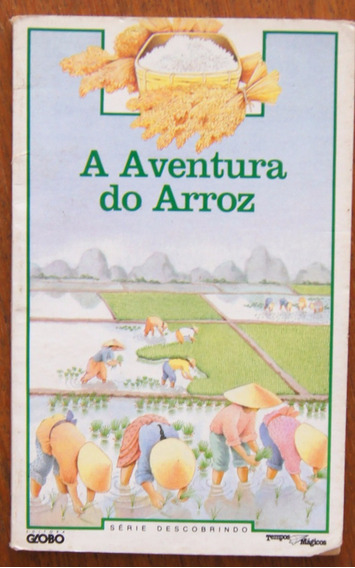 Livro A Aventura Do Algodão Série Descobrindo