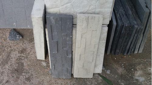 Revestimiento Hormigón Imitación Piedra, Pared Y Muros.