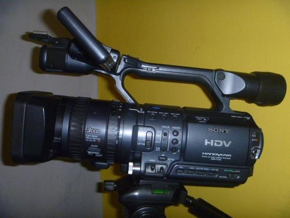 Vendo Linda Máquina Sony Hdr-fx1e Acessórios Diversos