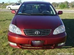 Faro Auxiliar Toyota Corolla 2002/2005