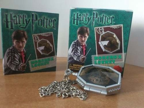 Horcrux De Voldemort Salazar Sonserina- Réplica Harry Potter