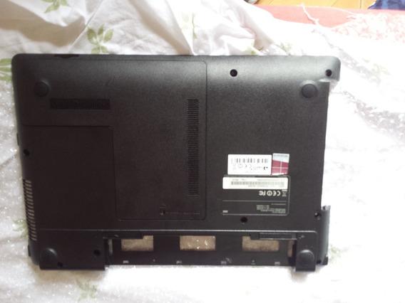 Chassi Base De Notebook Samsung Np300e4c Ad4br Usado