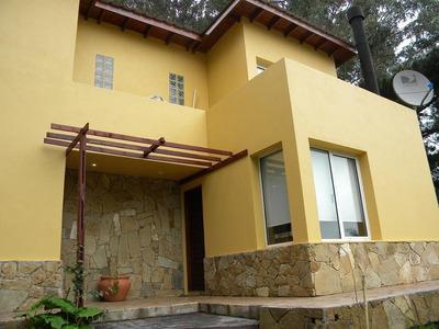 Sierra De Los Padres.hermosa Casa Con Vista Panor.golf