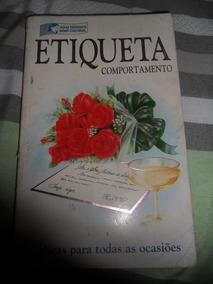 Etiqueta - Comportamento - Nova Cultural - - Guias Femininos