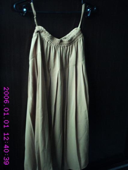 Conjunto De Vestido E Camisa Cor Mostarda