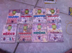 Livros Seleções Copa 1998