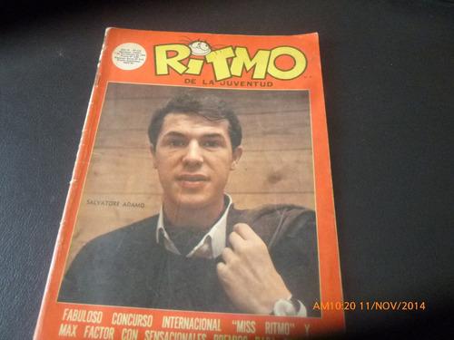 Revista Juvenil Ritmo N°114 - Salvarote Adamo  (360
